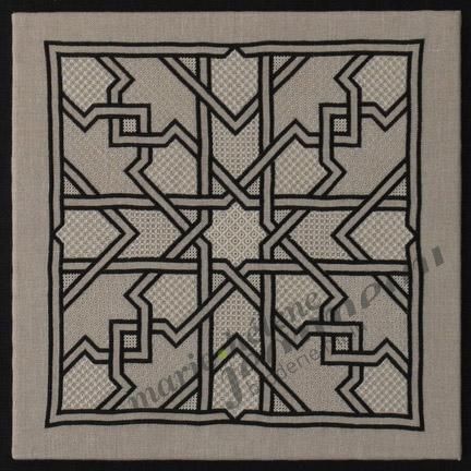 La mosaïque Séville