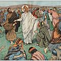 <b>Evangile</b> et <b>homélie</b> du dimanche 2 Août 2020. Multiplication des pains