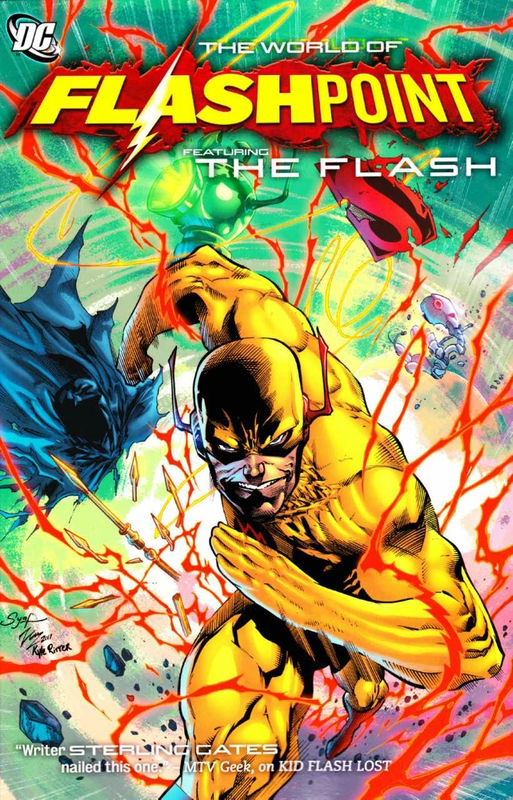 flashpoint the world of flashpoint feat the flash