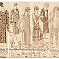 Mode féminine 4 - 1930 vintage
