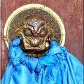 1 mongolie poignée de temple