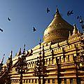 La birmanie un monde à part !