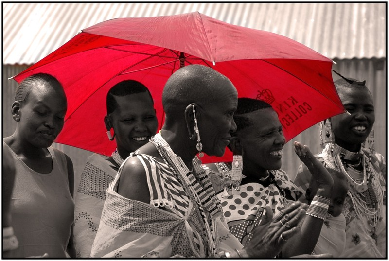 Femmes Masaï
