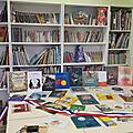 Des écoles rurales dotées d'un crédit pour se constituer une <b>bibliothèque</b> interne