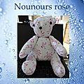 nounours rose2