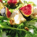 Salade aux figues
