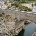 Aout 2006 Pont du diable (Hérault)