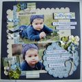 Album pages 30x30