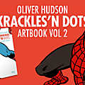 Artbook oliver hudson tome 2
