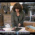 Vidéo DCDCV 2013 - porte manteaux récup
