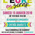 "Salon Normand ""L'Eure en Scrap"""