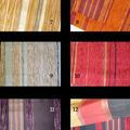 lot élegant stripes 7 à 12