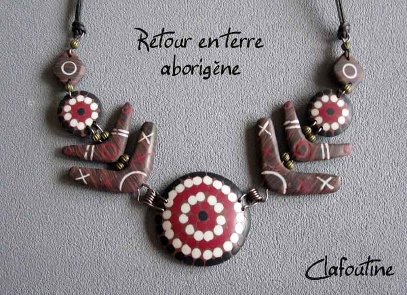 Retour en terre aborigène