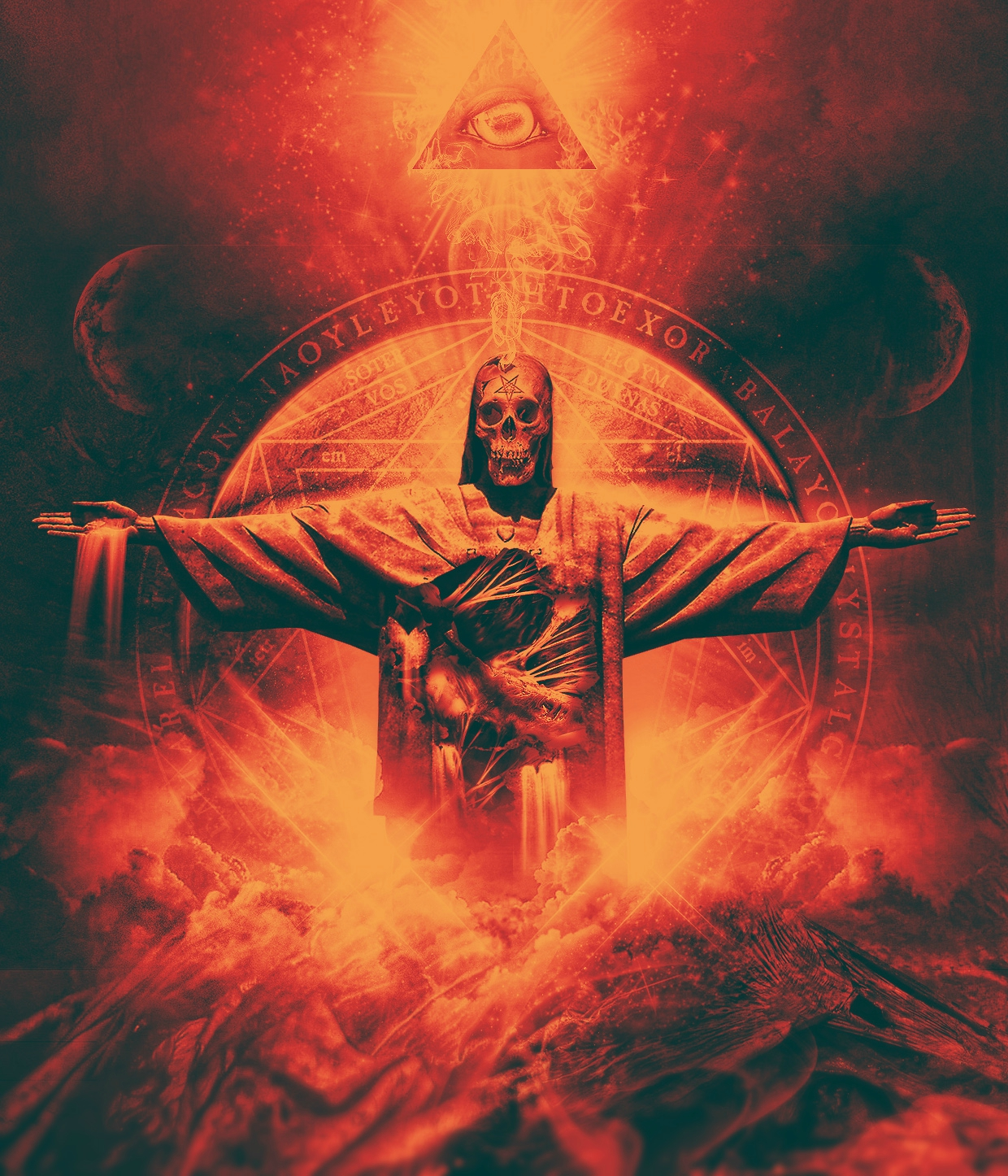 CERN like Portals, wormholes, Nephilim/Gog and Magog, Antichrist's promotion in the 2015 media
