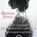 Un suspect si proche ❉❉❉ <b>Brenda</b> <b>Joyce</b>