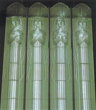 Mobilier - Vitraux Eglise St Matthieu