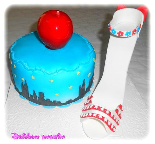 Gâteau new york