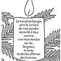 « que votre esprit, votre âme et votre corps soient gardés pour la venue du seigneur » (1 th 5, 16-24)