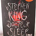 Docteur sleep, de stephen king