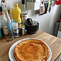 Gâteau crémeux à l'ananas et noix de coco!