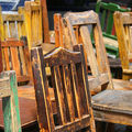 Children Chairs #1 Just Luck sur Flickr