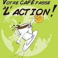 l'Opération Café d'<b>Action</b> <b>contre</b> la <b>Faim</b>
