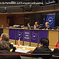 Parlement Juif Européen: l'omerta médiatique continue