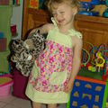 Petite robe d'été by blandine !