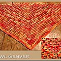 Shawl toujours … quand on aime on ne compte pas …