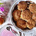 Cobbler poire, reine-claude, tonka et chocolat, ou comment ne pas regretter la fin de l'été
