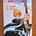 Bleach, tome 1 : The dead and the strawberry