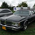 Oldsmobile Custom Cruiser <b>wagon</b> corbillard