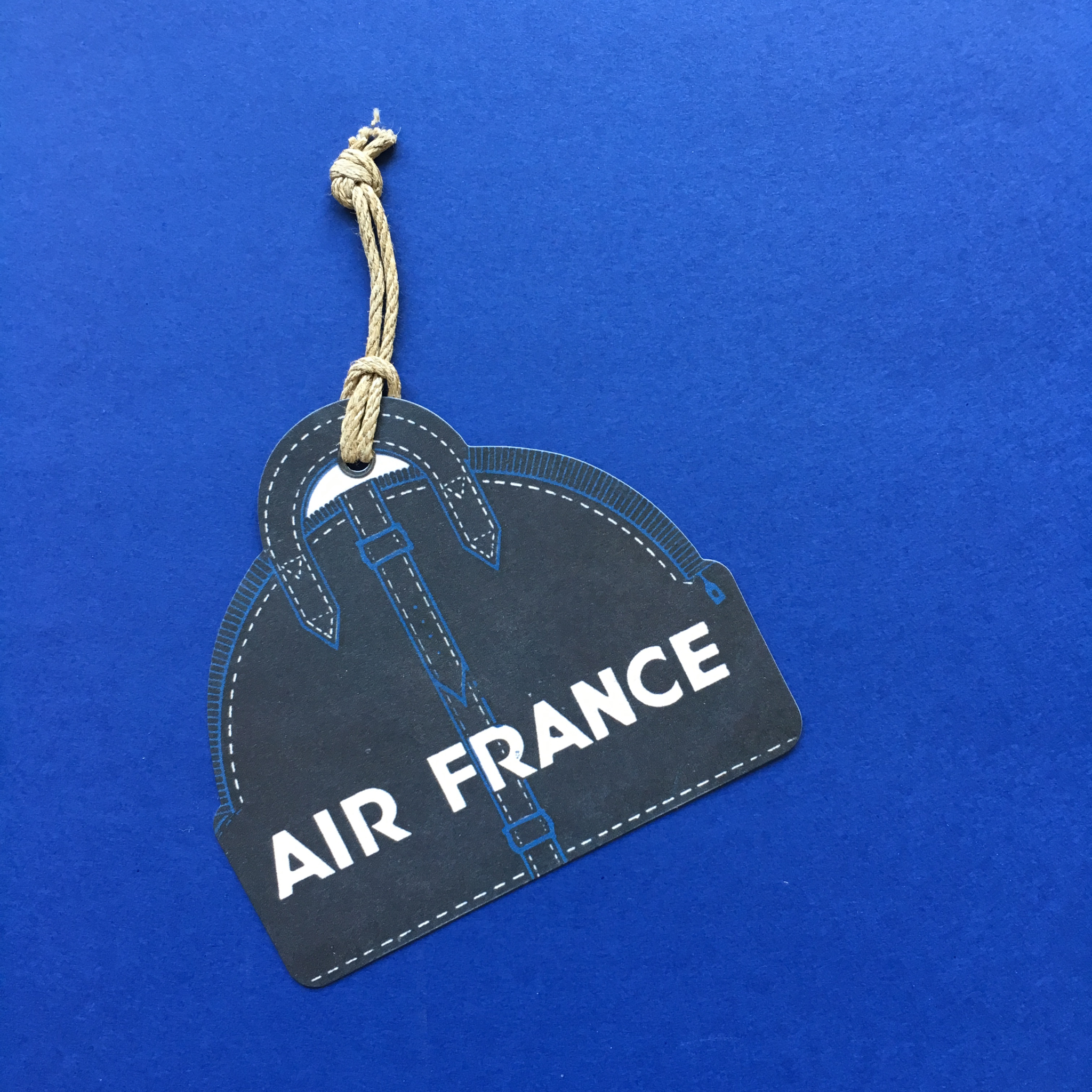 L'ÉTIQUETTES BAGAGES AIR FRANCE