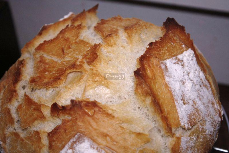 pain au four rapide