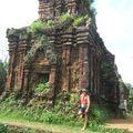 Visite de My Son, les ruines Chams