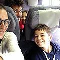 The funky family grousset tour
