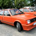 Opel kadett berline (RegioMotoClassica 2010) 01