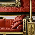 A detail of the <b>Regency</b> period drawing room Southill Park