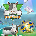 FootLOL: Epic <b>Fail</b> League, jouez au football autrement