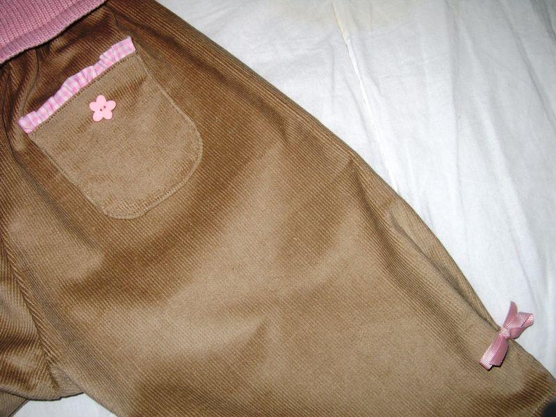 Pantalon des Intemporels