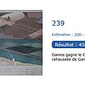 GARROS GAGNE LE GRAND PRIX DE L'<b>AEROCLUB</b>.