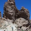 Le Teide-San Roques et moi