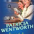 Poison in the Pen, Patricia Wentworth