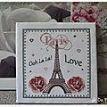 SAL I Love Paris - Vos réalisations