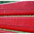 Les bancs rouges s'egoutent...