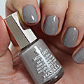 Review : Vernis Moon Grey de <b>MAVALA</b>