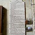 1953, le Souvenir Vendéen honore les Martyrs de <b>Mouchamps</b>