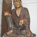 04. Arhat, le patriarche Buddhanandi ou Phật Đà Nan Đế Tôn Giả,