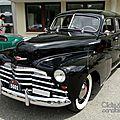 Chevrolet <b>Fleetmaster</b> Sport Sedan-1947