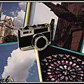 Paris zoom- Collection No Limits d'Heidi Swapp